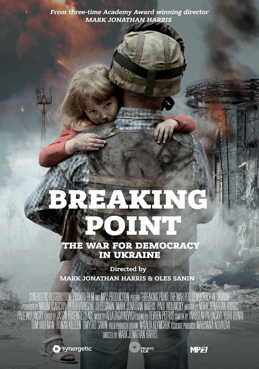 Breaking Point: The War For Democracy in Ukraine Movie Poster