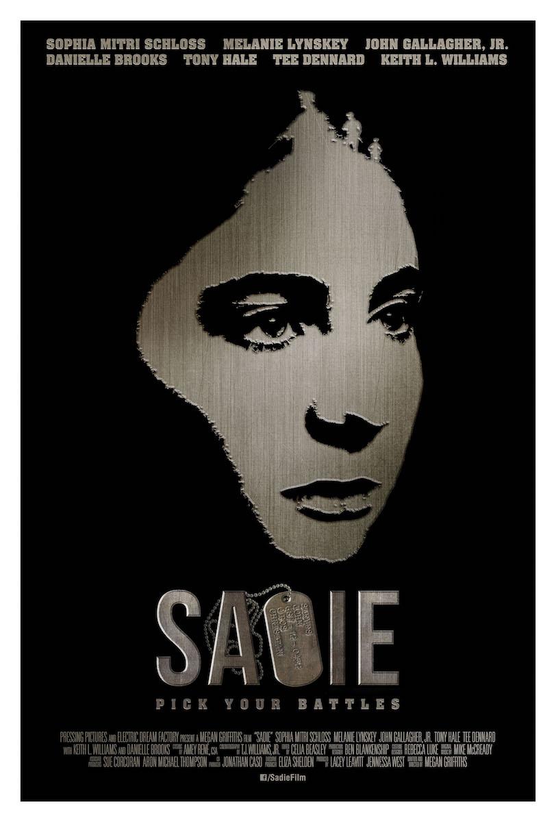 Megan Griffith SADIE Poster