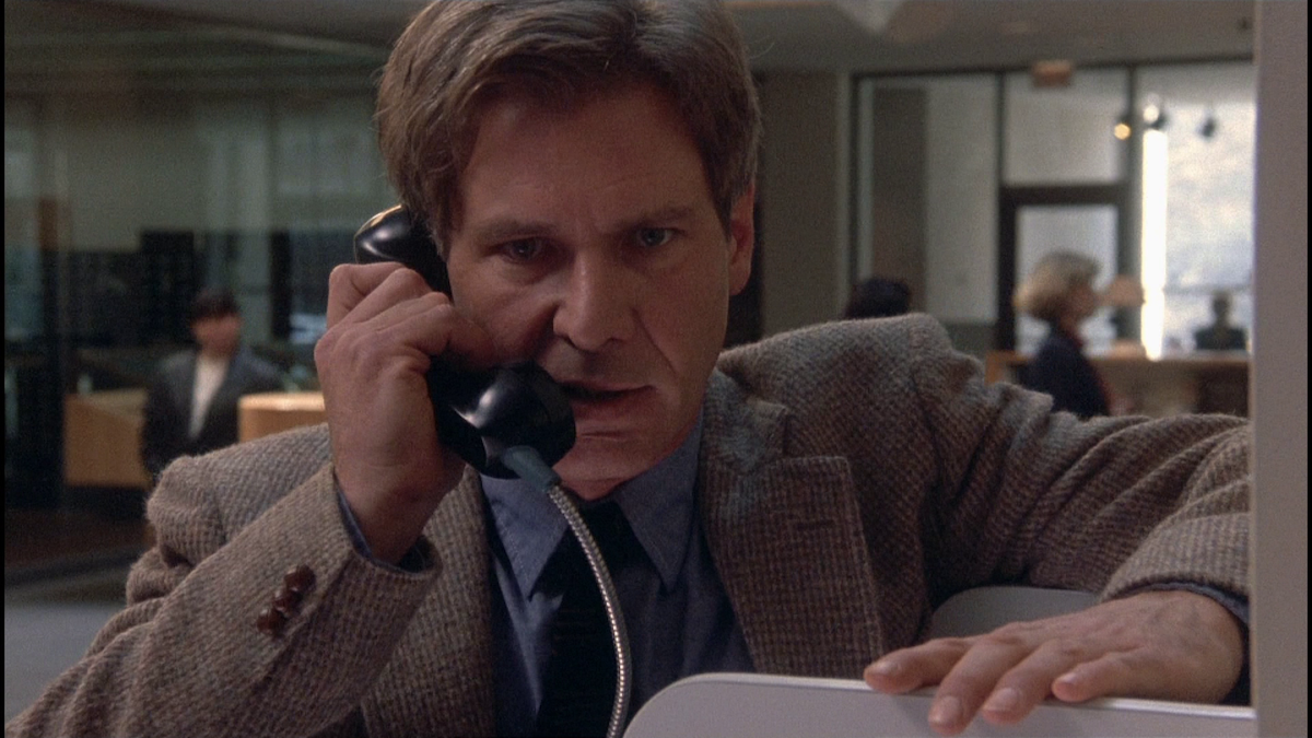 The Fugitive directed by Andrew Davis, and starring Harrison Ford and Tommy Lee Jones