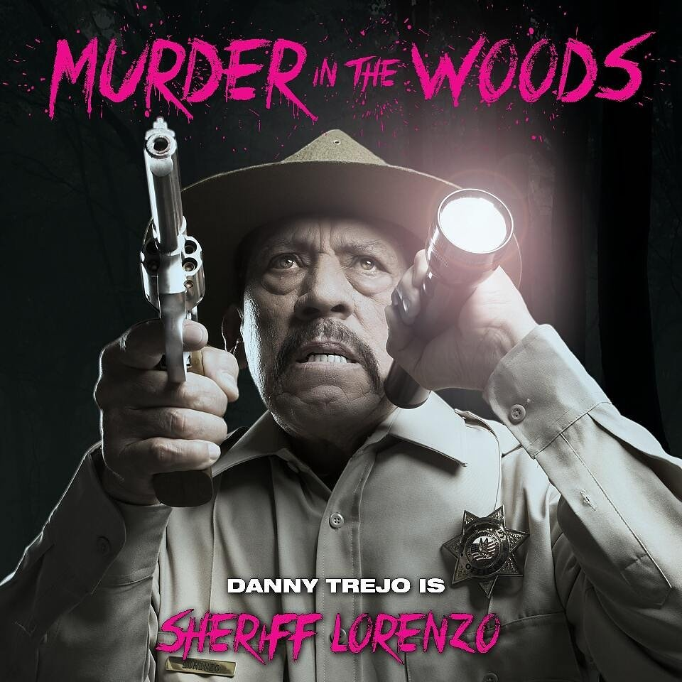 """Luis Iga's """"Murder in the Woods"""" with Danny Trejo"""