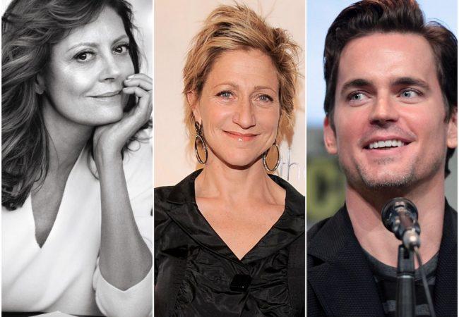 Susan Sarandon, Edie Falco and Matt Bomer Star in Maryam Keshavarz's VULTURE CLUB