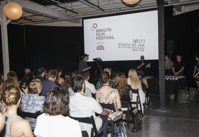 Brooklyn Film Festival at Windmill Studios, photo credit Yuko Torihara