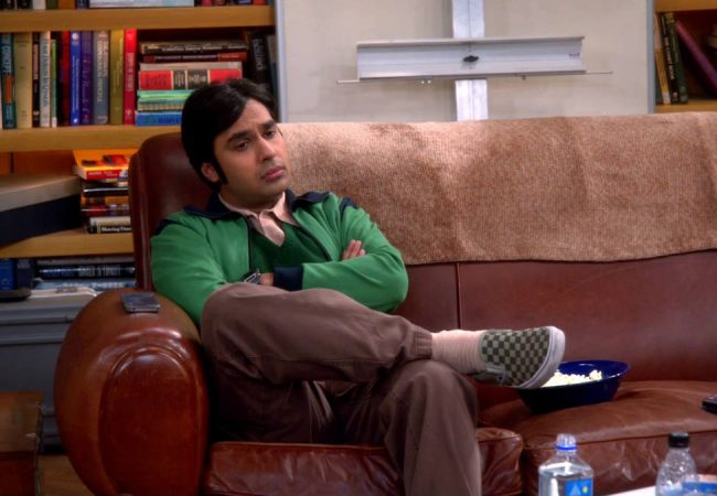 The Big Bang Theory star Kunal Nayyar