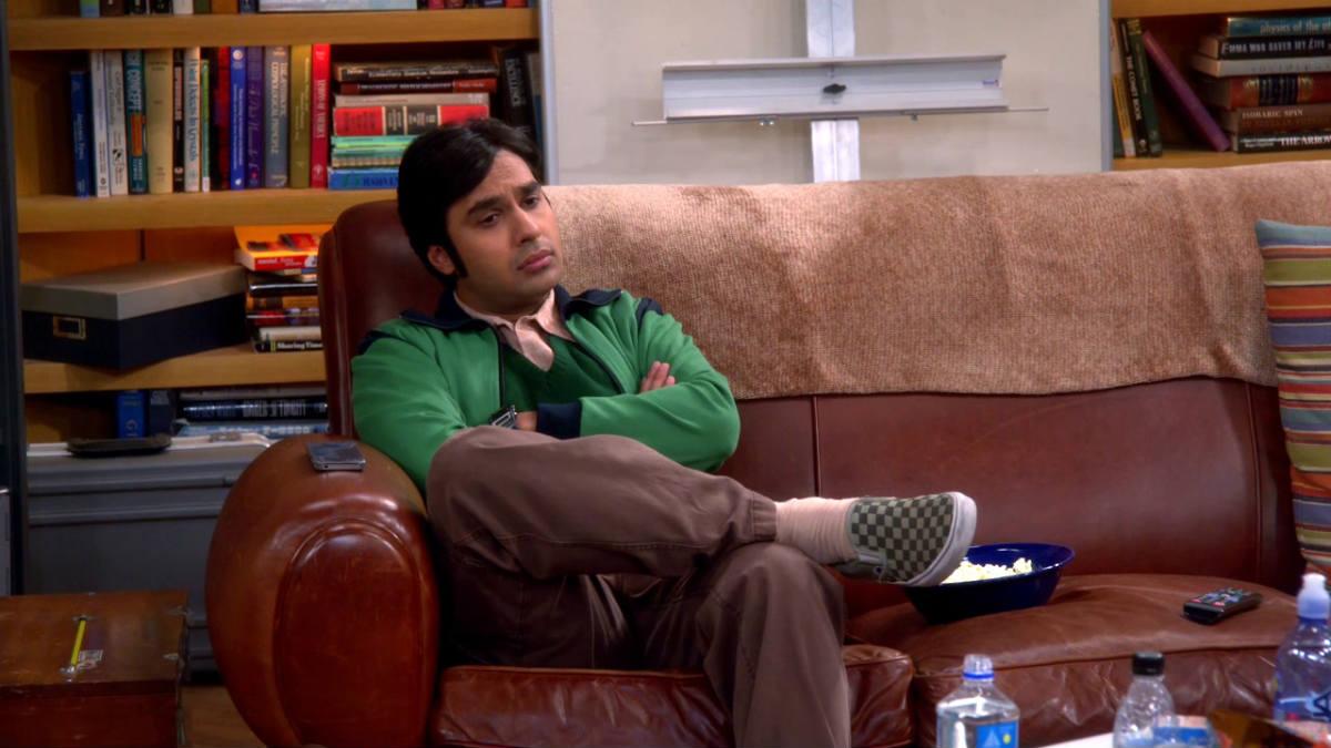 The Big Bang Theorystar Kunal Nayyar