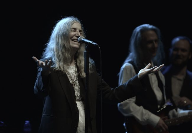 Horses: Patti Smith and her Band
