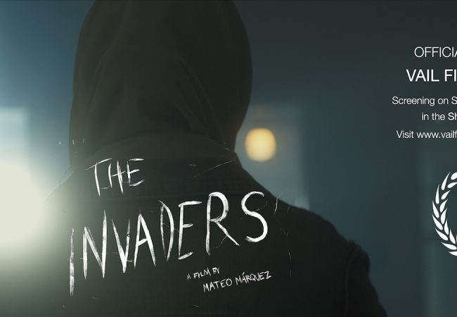 Horror Short Film THE INVADERS Starring Isra Elsalihie to World Premiere at Vail Film Festival   Trailer