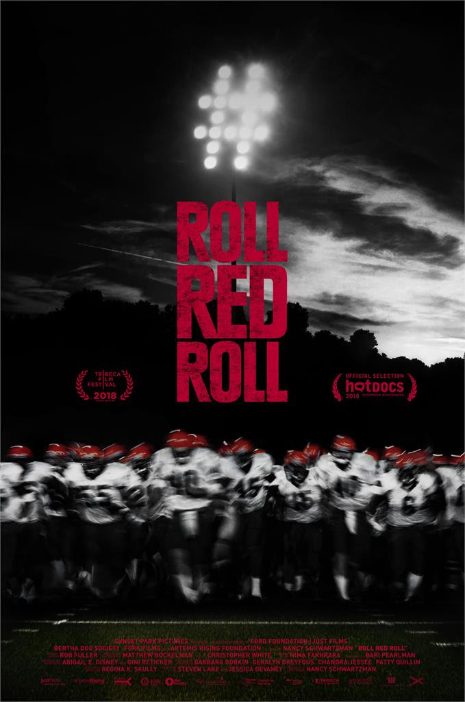 Roll Red Roll Poster