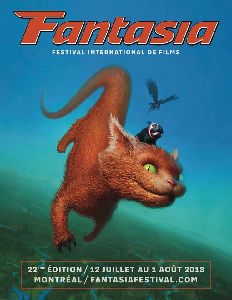 2018 Fantasia International Film Festival Poster