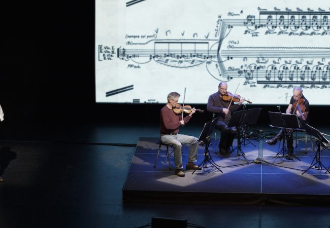 A Thousand Thoughts – A Live Documentary by Sam Green and Kronos Quartet