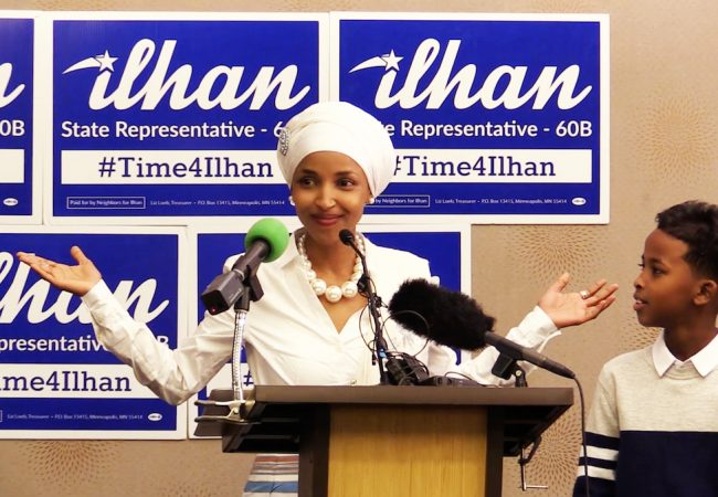 TIME FOR ILHAN, Docu Chronicling Newly elected Congresswoman Ilhan Omar, to be Released on International Women's Day