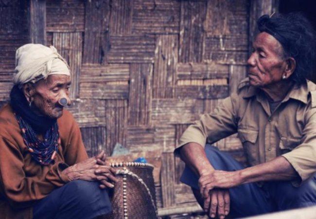 Grandfather (Aaba) Amar Kaushik