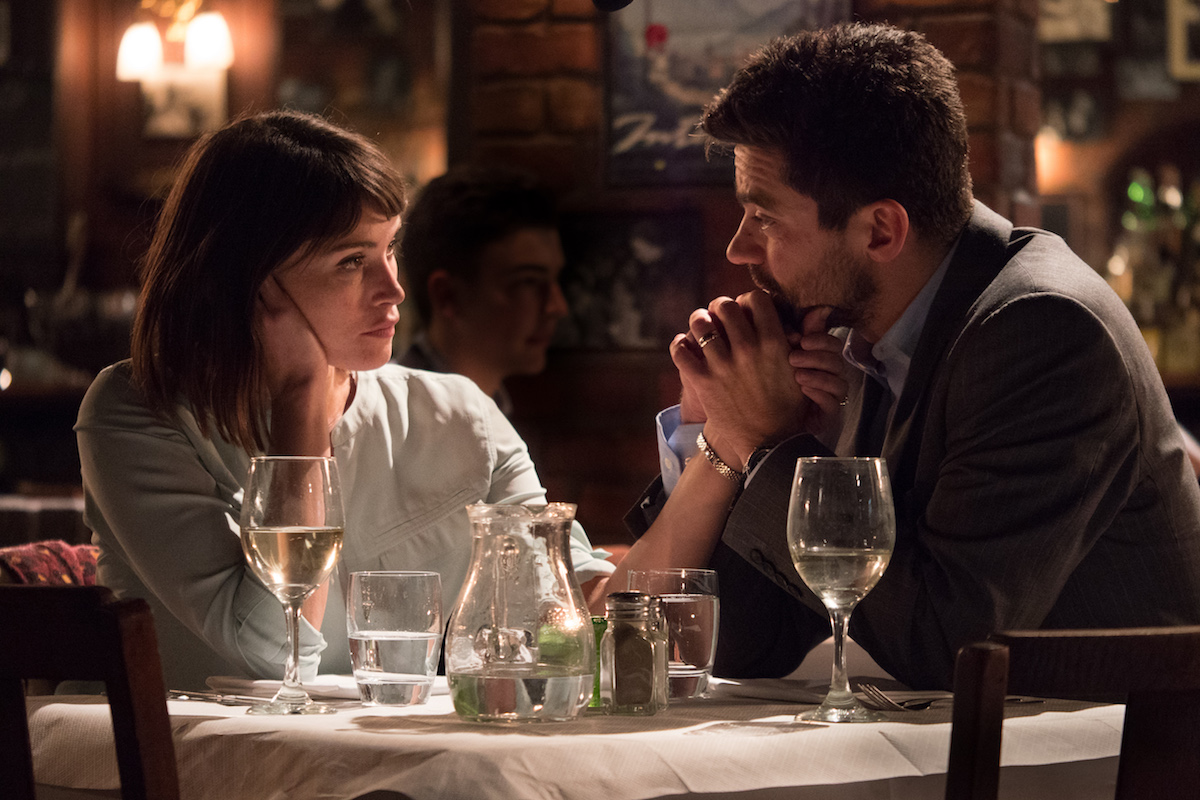 The Escape Directed by Dominic Savage, Produced by Guy Heeley, Featuring Gemma Arterton, Dominic Cooper