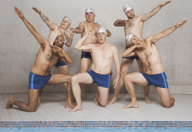 UK Premiere of British comedy SWIMMING WITH MEN will Close 72nd Edinburgh International Film Festival