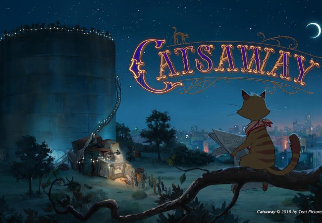 Abu Dhabi-Set Animated Feature Film CATSAWAY Debuts Trailer