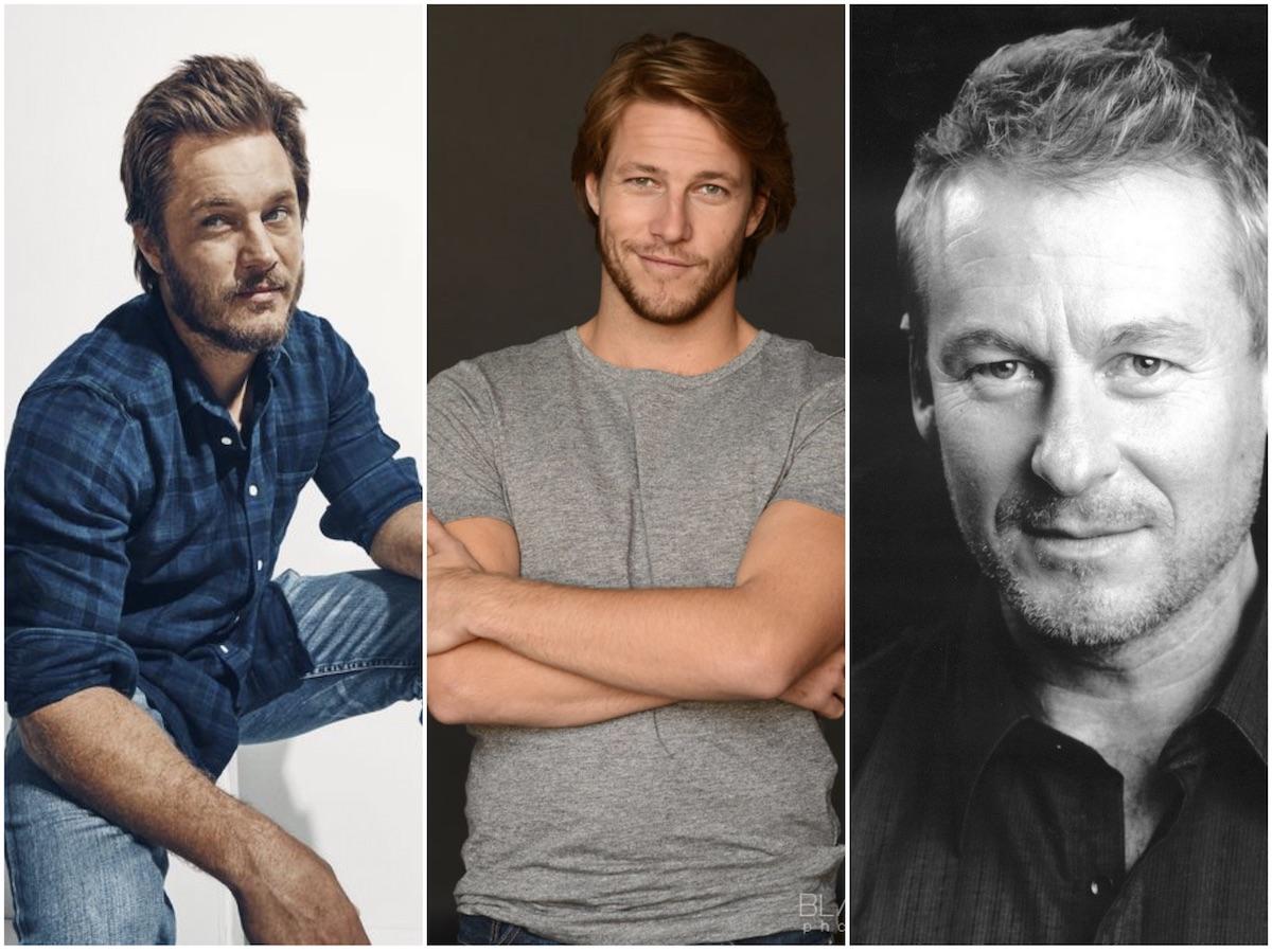 Travis Fimmel, Luke Bracey, Richard Roxburgh star in Danger Close