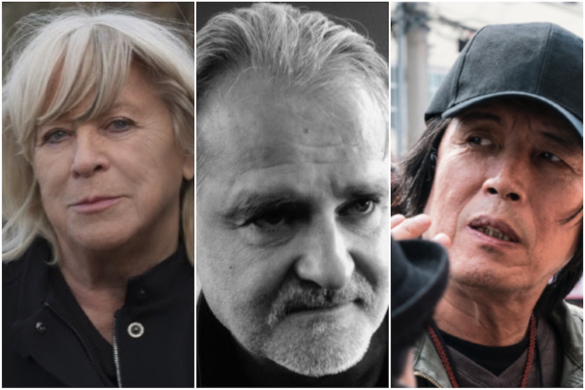 Margarethe von Trotta, Béla Tarr, and Lee Chang-dong