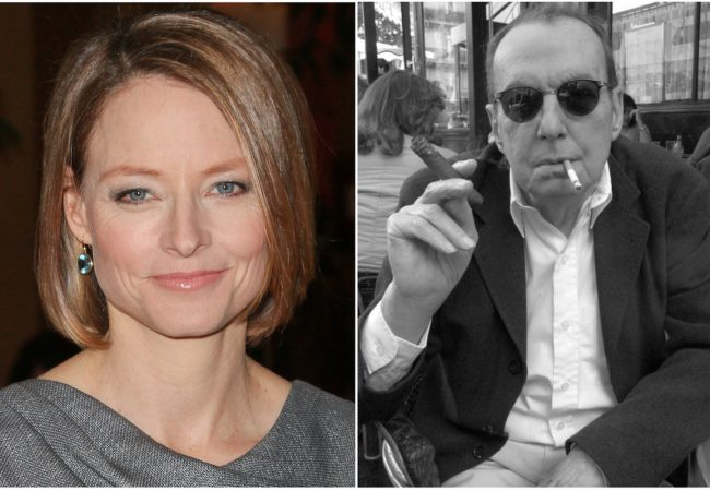 Jodie Foster And Dean Tavoularis To Receive AFI Conservatory Honorary Degrees