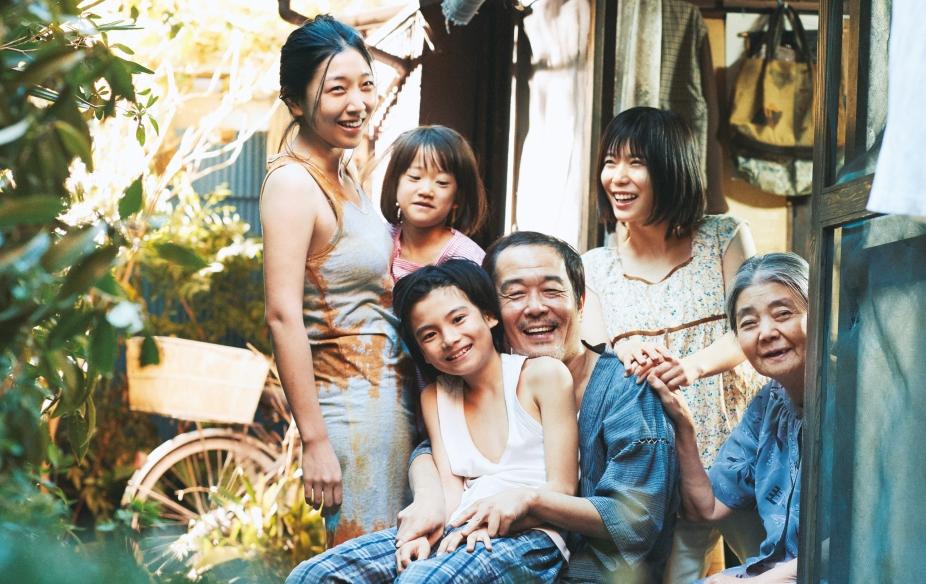 MANBIKI KAZOKU(Shoplifters) by KORE-EDA Hirokazu