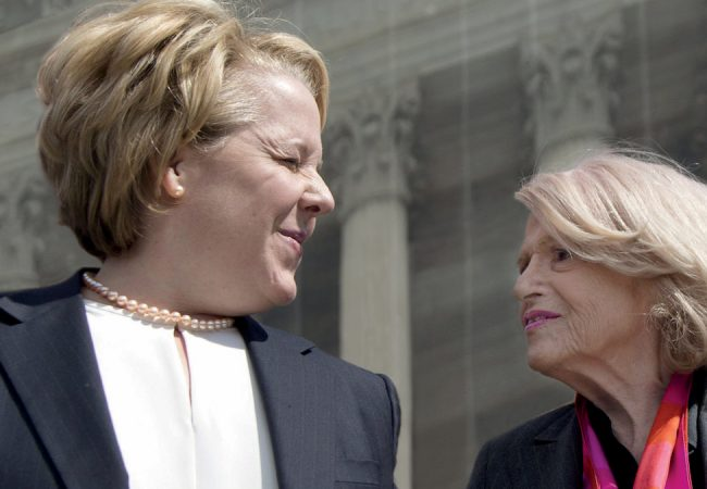 """""""To A More Perfect Union: U.S. V. Windsor"""" Shines Spotlight on LGBTQ Icon Edie Windsor [Trailer]"""