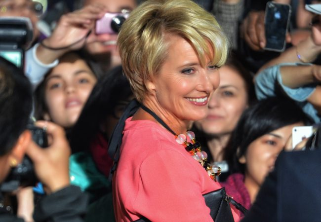 Actress Emma Thompson to Receive 2018 CineMerit Award at Munich Filmfest