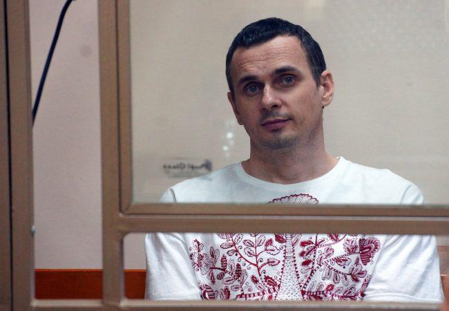Don't Let Oleg Die! Imprisoned Ukrainian Film Director Oleg Sentsov Goes on Hunger Strike