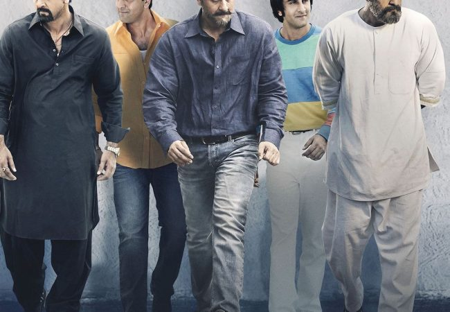 Watch New Trailer for Bollywood Biopic SANJU staring Ranbir Kapoor, Opens on June 29