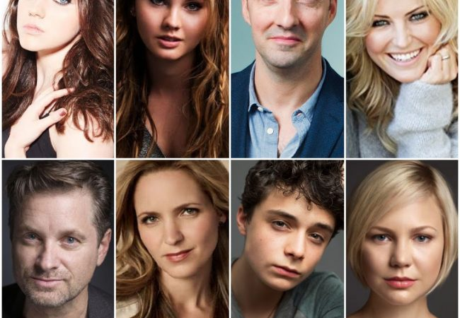 COMING SOON: Production Wraps on Martha Stephens' TO THE STARS, Starring Kara Hayward, Liana Liberato