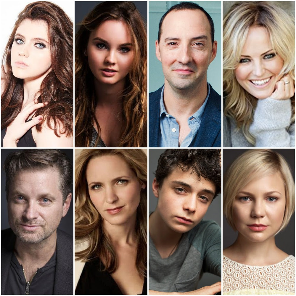 Martha Stephens' TO THE STARS, Starring Kara Hayward and Liana Liberato, with Tony Hale, Malin Akerman, Shea Whigham, Jordana Spiro, Lucas Zumann, and Adelaide Clemens