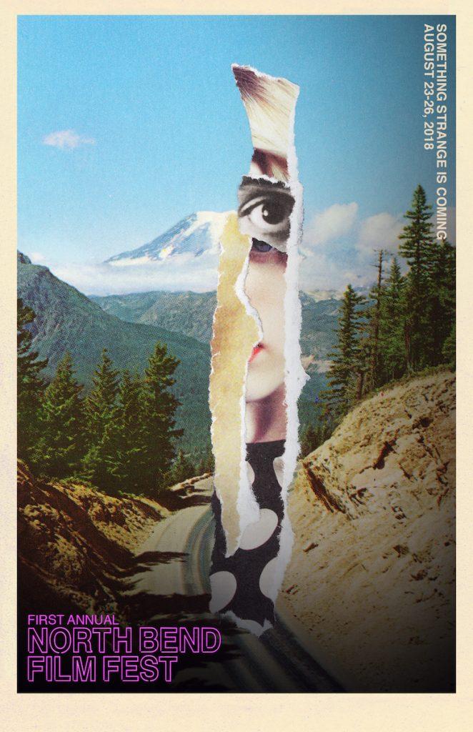 North Bend Film Festival 2018 Poster