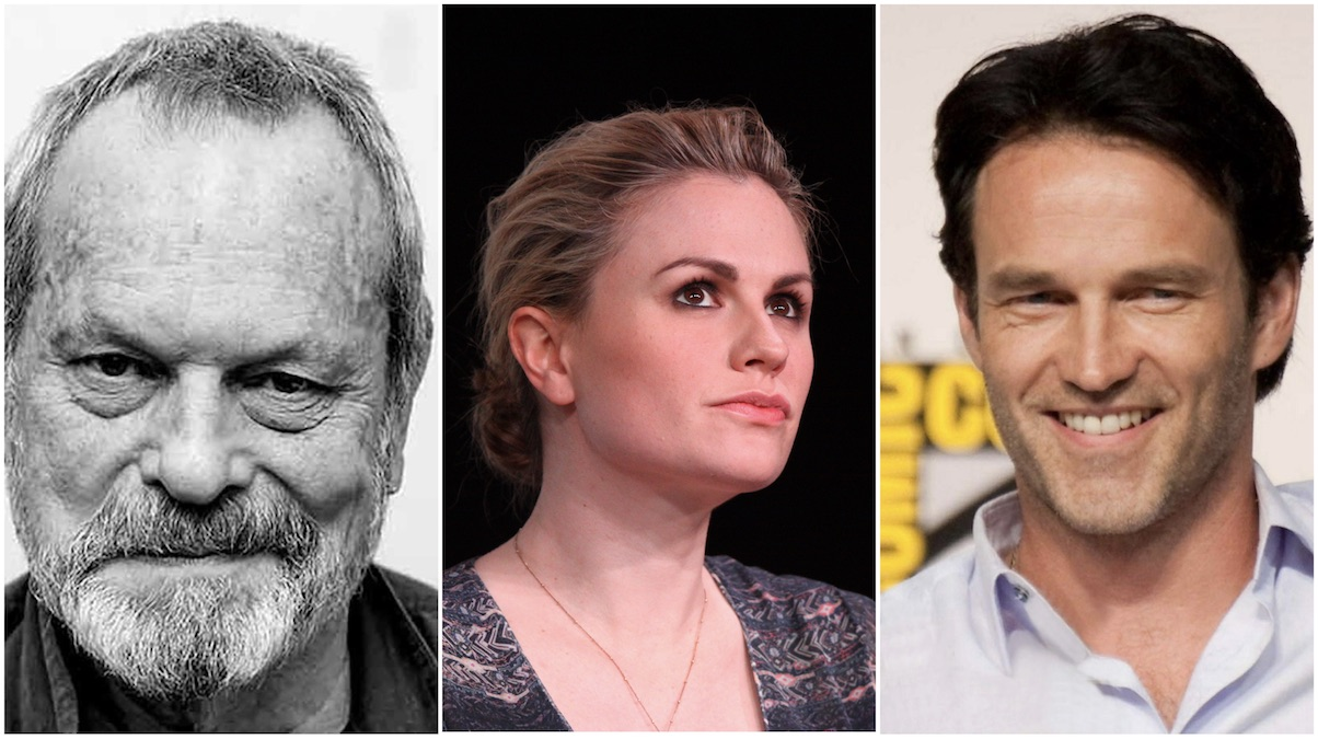 Terry Gilliam, Anna Paquin, Stephen Moyer and More Guests Confirmed for Karlovy Vary International Film Festival