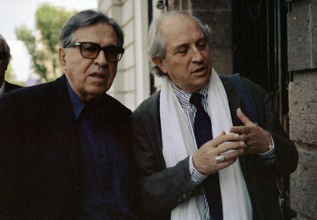 Paolo Taviani and Vittorio Storaro