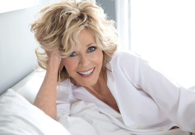 Jane Fonda to Receive Traverse City Film Festival Lifetime Achievement Award