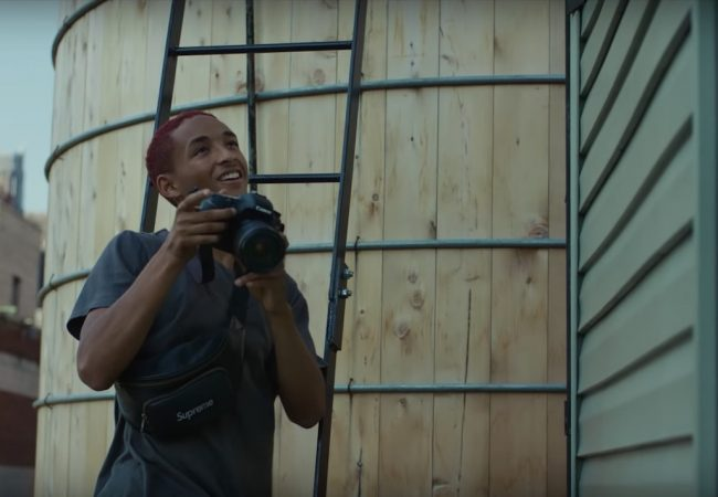 Watch Jaden Smith as a Mysterious Skateboarder in SKATE KITCHEN Trailer
