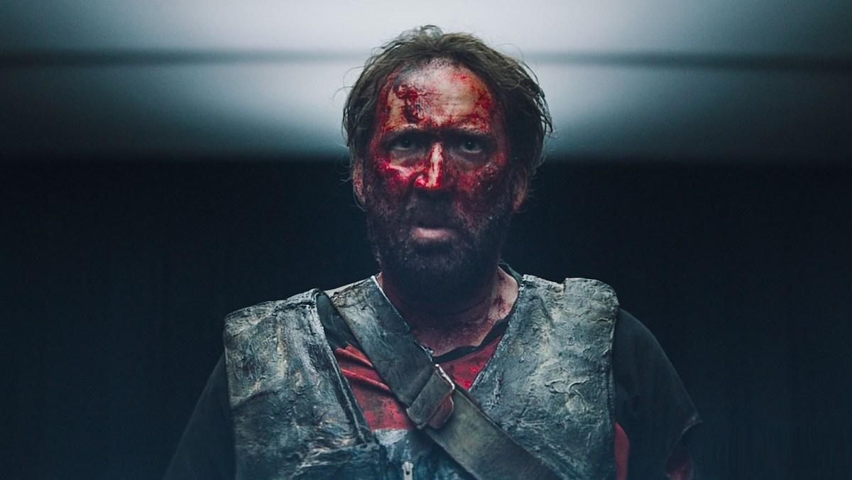 Mandy starring Nicolas Cage