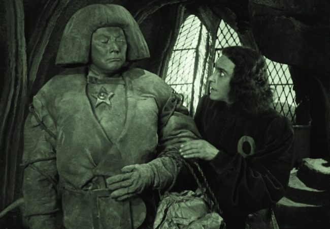 Classic Silent Film THE GOLEM (1920) for Pre-Opening of Venice International Film Festival