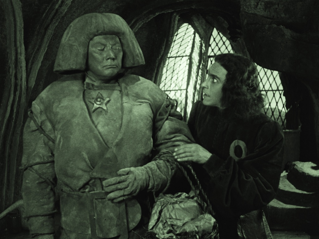 The Golem – How He Came Into The World (Der Golem – Wie er in die Welt kam, 1920)