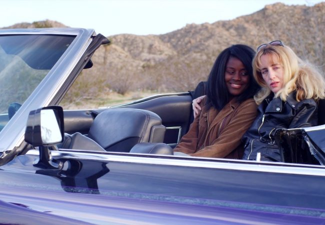 """Watch Trailer for DEVIL'S COVE 'Indie take onThelma & Louise"""""""