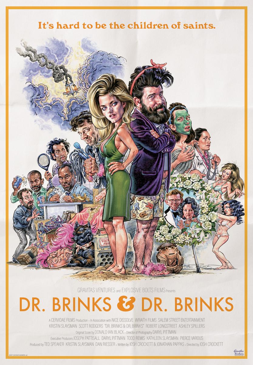 Dr. Brinks & Dr. Brinks Movie Poster