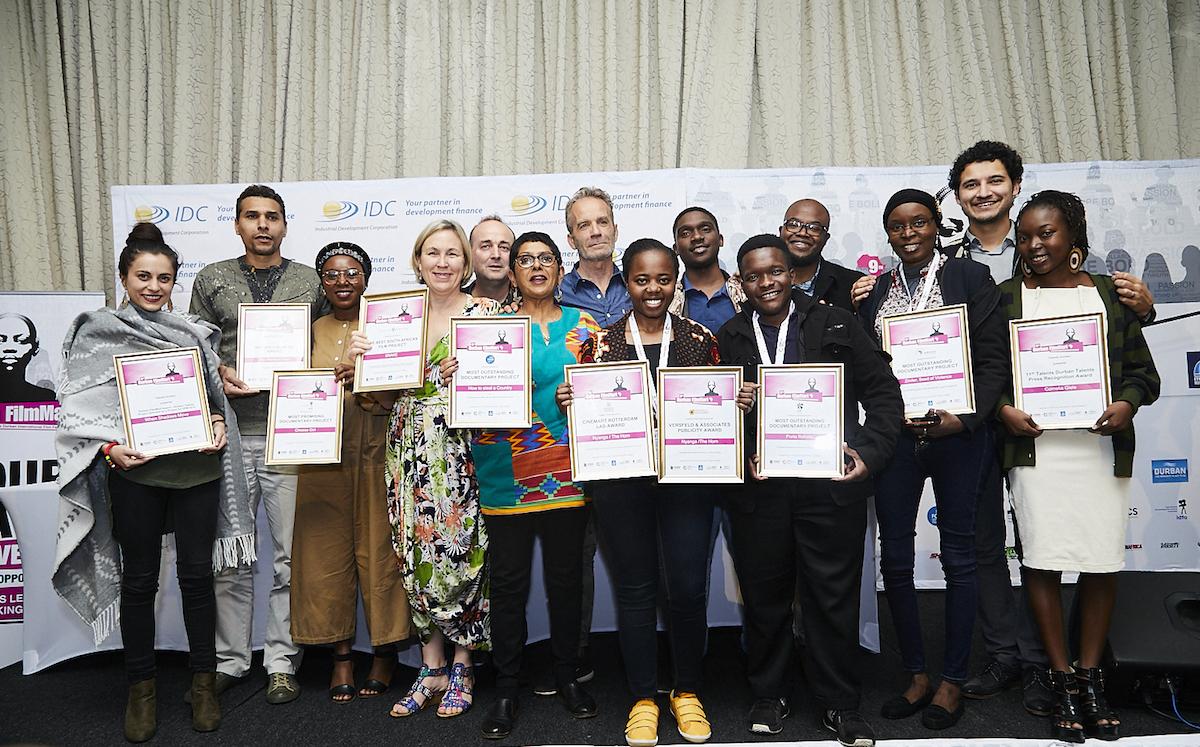 Durban FilmMart Awards 2018