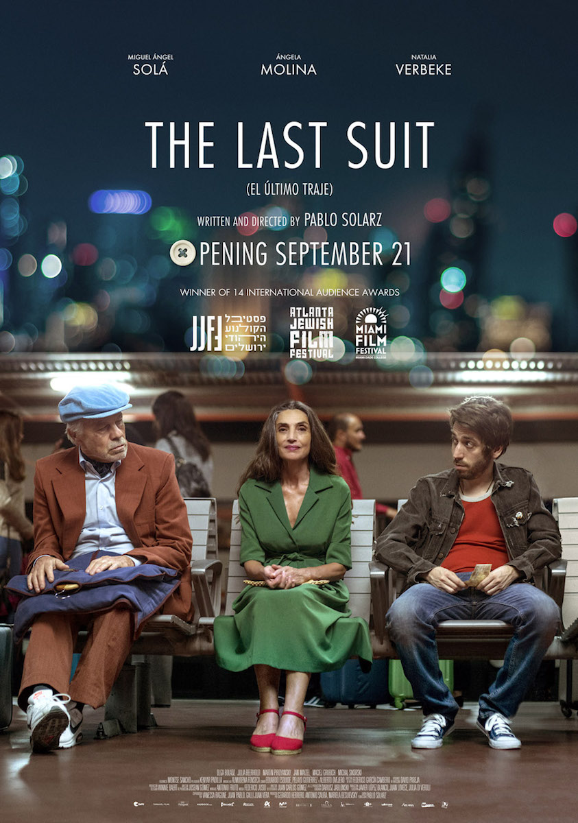 The Last Suit Movie Poster