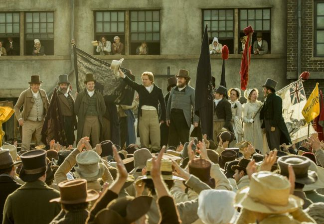 Mike Leigh's PETERLOO to UK Premiere at BFI London Film Festival [Trailer]