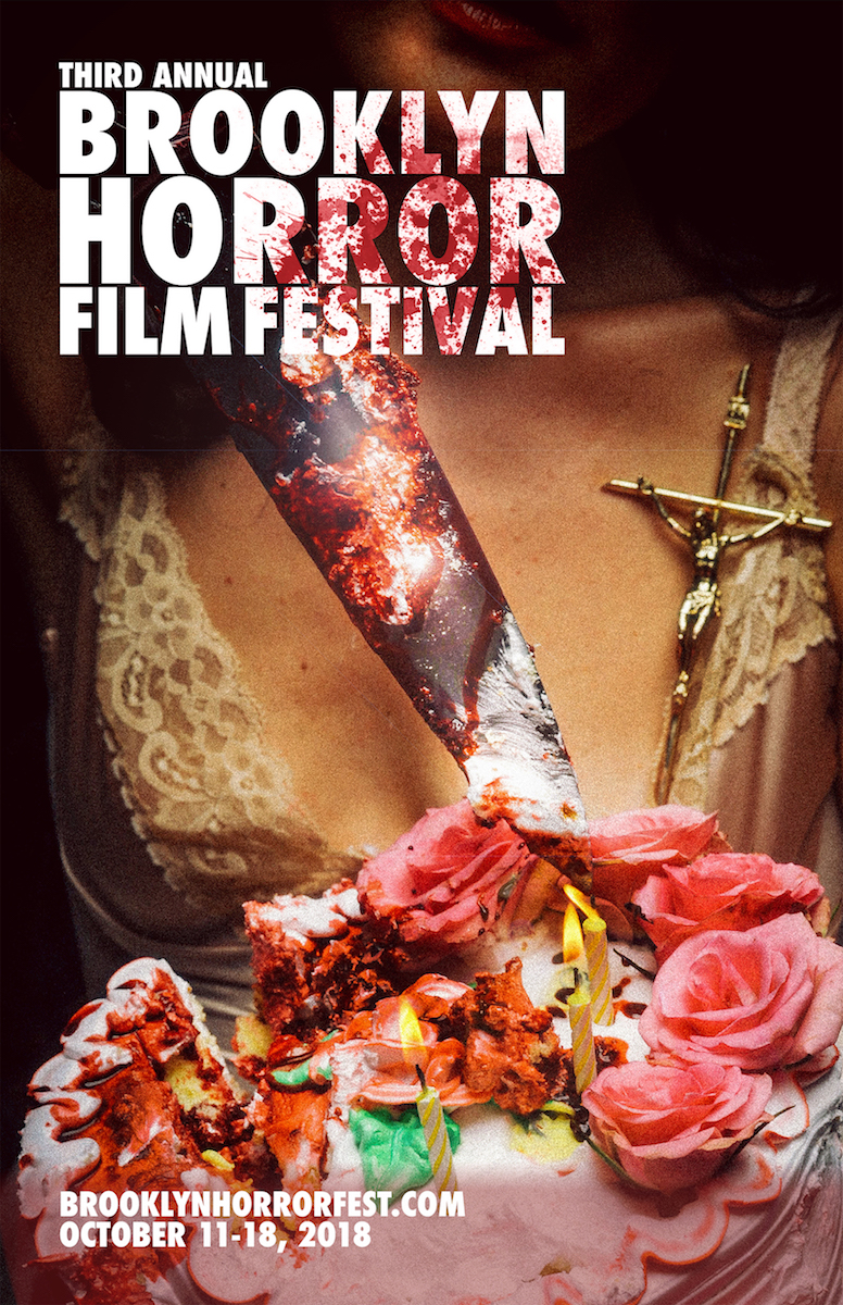 2018 Brooklyn Horror Film Festival Poster