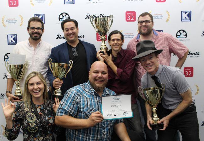 2018 HollyShorts Film Festival Awards – Guy Nattiv's SKIN Wins Best Short Film