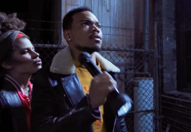 WATCH Chance the Rapper in Horror Film SLICE Trailer