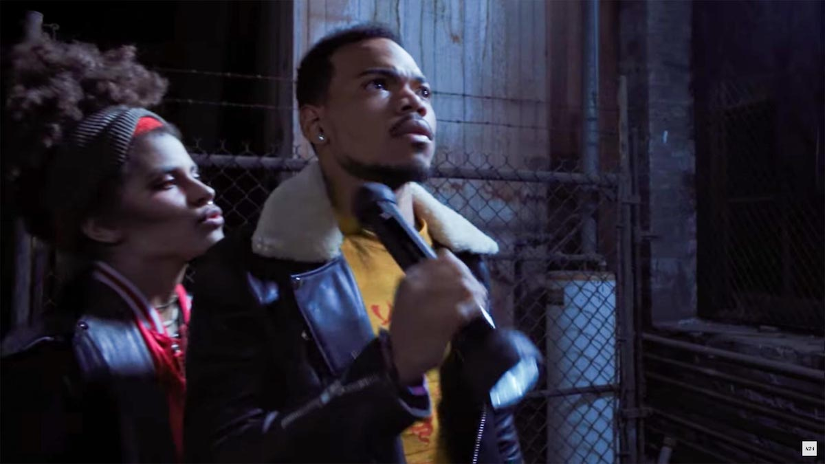 WATCH Chance the Rapper in Horror Film SLICE Trailer