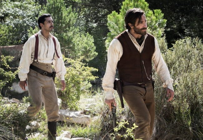 THE SISTERS BROTHERS Starring Jake Gyllenhaal, Joaquin Phoenix to Open Calgary International Film Festival [Trailer]