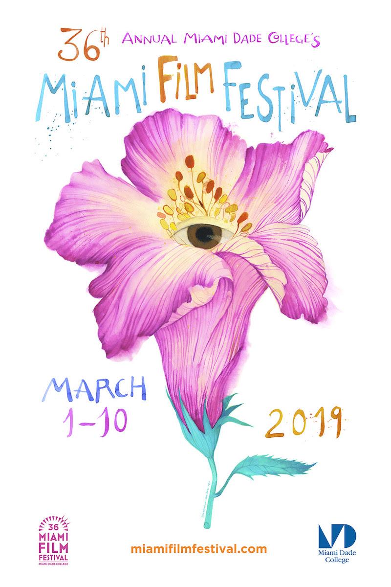 Miami Film Festival 2019 Poster