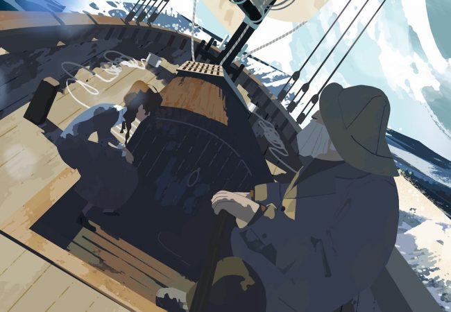 Age of Sail, John Kahrs