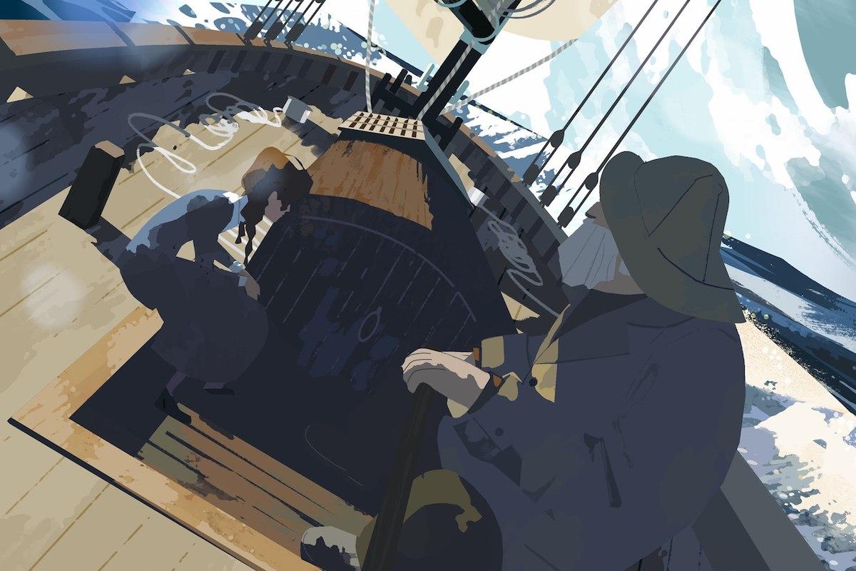 Age of Sail, John Kahrs