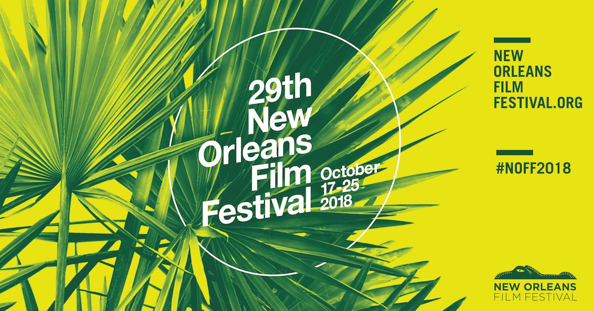 2018 New Orleans Film Festival